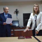 La doctora María Eugenia Díaz asumió como Defensora Pública interina