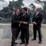 Rindieron homenaje a veteranos de guerra del Poder Judicial