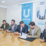 Firmó convenio marco para consolidar el corredor turístico Patagonia Fantástica