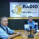 Radio Universidad 93.5 MHZ cumplió seis años de intensa programación