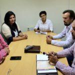 Los municipios de Río Grande y Ushuaia avanzan en una agenda conjunta