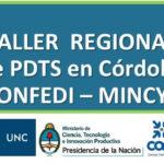 Taller Regional de Formulación de PDTS