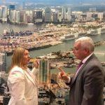 """""""Una gran oportunidad para fortalecer la conectividad, el turismo y la generación de trabajo en Tierra del Fuego"""""""