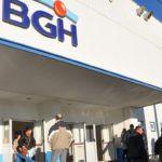 Contratados de BGH se movilizaron a Trabajo