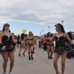 El masivo acompañamiento del público le dio el calor al carnaval provincial 2017