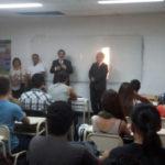 El Ing. Juan Carlos Gómez presente en el inicio del Ciclo Lectivo de la Regional del Neuquén
