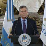 Macri habló de producir autopartes en Tierra del Fuego