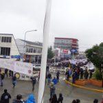 Multitudinaria manifestación en Río Grande