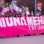 Tierra del Fuego figura con dos casos de femicidio ocurridos en 2016
