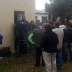 Una multitud despidió los restos de Jorge Coldorf
