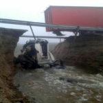 Interrumpido el tránsito en la Ruta 3 en el tramo Comodoro Rivadavia- Trelew