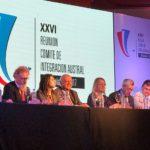 Se llevó a cabo la XXVI Reunión del Comité de Integración Austral