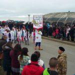 Los fueguinos ratificaron la Gesta de Malvinas y recordaron a los caídos