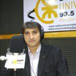 """El Ing. Abraham José dialogó con """"La Tecno"""" de la Facultad Regional de Avellaneda"""
