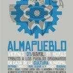 Alma Pueblo se presenta con un tributo a los pueblos originarios y solidaridad con Comodoro Rivadavia