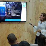 Ushuaia capacitó a operadores turísticos del mundo en Brasil
