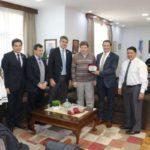 Fundación Banco Macro entregó equipamiento por 350 mil pesos para el laboratorio municipal de análisis clínicos