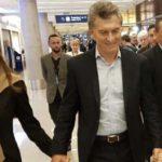 Mauricio Macri comienza su gira asiática con una escala en Dubai