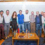 Vuoto se reunió con el dirigente Martín Sabatella