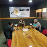 En Radio Universidad, el Ing. Abraham y el Lic. Cabral confirmaron avances en importante proyecto del Centro de Desarrollo Tecnológico de Tierra del Fuego