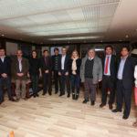 La Gobernadora suscribió un convenio de colaboración con el CENTEC