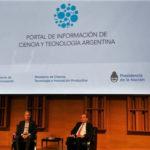 Tierra del Fuego presente en el lanzamiento del Portal de Datos Abiertos de Ciencia y Tecnología Argentina