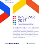 """Se encuentra abierta la inscripción para participar del """"Concurso Nacional de Innovaciones – INNOVAR 2017"""""""