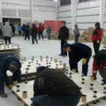 Arribó el equipamiento del Centro Municipal de Gimnasia Deportiva