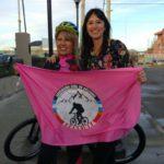 """Laura Colazo: """"Queremos que Río Grande sea una ciudad amigable con los ciclistas"""""""
