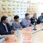 Melella presentó la agenda de eventos del 96°Aniversario de Río Grande