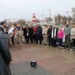 Comenzaron los homenajes a la ciudad y su gente
