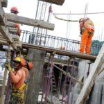 En Tierra del Fuego cayó 9,4 el empleo en la construcción