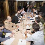 Autoridades portuarias se reunieron con operadores de turismo de cruceros