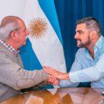 Vuoto firmó un convenio de colaboración y cooperación mutua con el Colegio Médico Veterinario