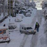 Lanzan programa de asistencia por la ola de frío en el sur del país