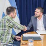 El Municipio de Ushuaia y el Club Andino firmaron un convenio de mutua colaboración