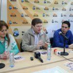 Melella presentó histórico plan de pavimentación que supera las 200 cuadras