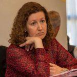 La legisladora Urquiza volvió a cuestionar el millonario endeudamiento sin obras en marcha