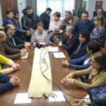 """Puente a margen sur: """"A grandes urgencias, grandes proyectos"""", desafió Melella"""