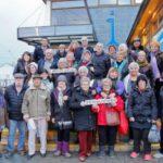 Turismo social con adultos mayores en Ushuaia