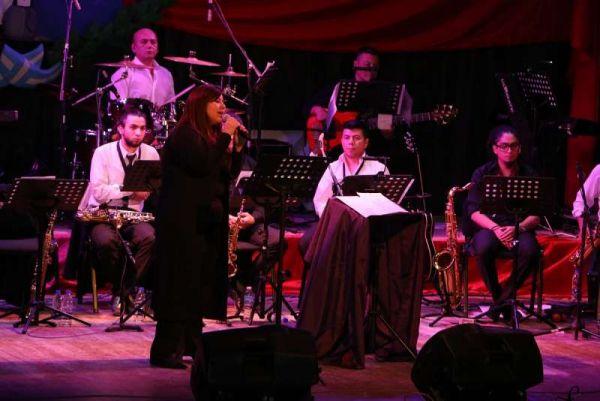 La Banda Municipal de Música festejó el aniversario de la ciudad con un espectacular concierto en la Casa de la Cultura.