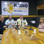 En Radio Universidad (93.5), los precandidatos a diputados comenzaron a presentar sus propuestas