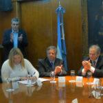 Tierra del Fuego participará de la producción de fármacos para programas nacionales de salud