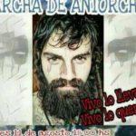Marchas de Antorchas por la aparición con vida de Santiago Maldonado