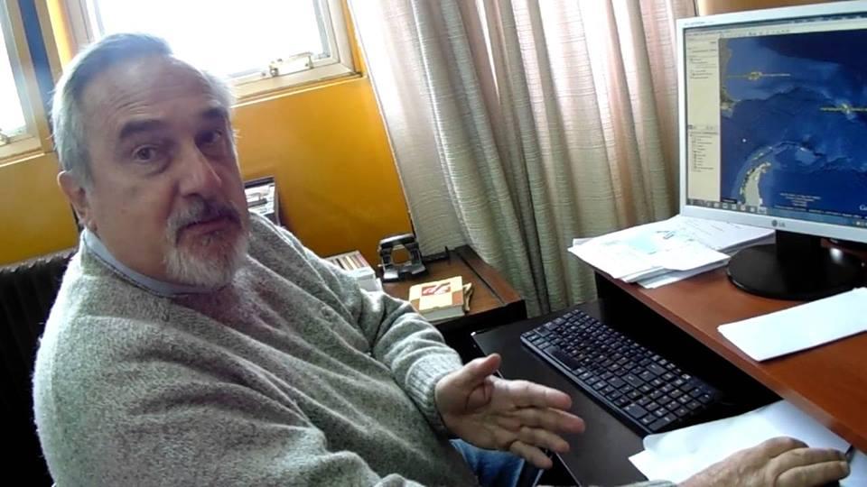 El Dr. Jorge Rabassa, ex director del CADIC y actual Investigador de la reconocida institución científica, dialogó con Radio Universidad (93.5) sobre su participación del XX Congreso de Geología.