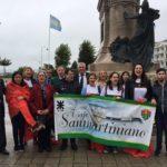La FUNDATEC presente nuevamente en Boulogne-sur-Mer para homenajear a San Martín