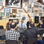 Vuoto entregó a los excombatientes el apoyo latinoamericano a la Causa Malvinas