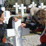 Cruz Roja concluyó trabajos para identificar a soldados argentinos sepultados como NN en Malvinas