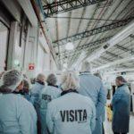Turismo Newsan: más de 700 personas visitaron las plantas durante el primer año