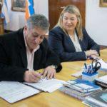 Tolhuin acordó pago de deuda histórica al ex IPAUSS